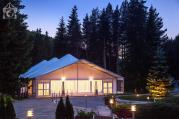 Шатра на курорта Боровец